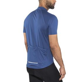 AGU Essential Maillot de cyclisme à manches courtes Homme, rebel blue
